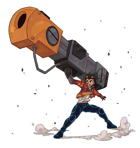 slam cannon  zaionic  deviantart