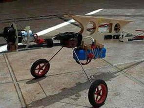 PWM Brushed Motor Control cho máy bay mô hình với PIC12F675