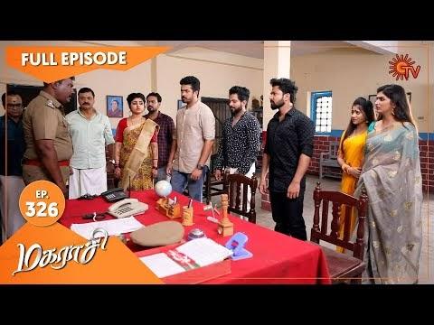 Magarasi – Ep 326 | 01 Mar 2021 | Sun TV Serial | Tamil Serial