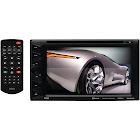 "Boss Audio BV9366B 6.2"" Double-DIN In-Dash DVD-MP3-CD & AM-FM Receiver with Bluetooth"