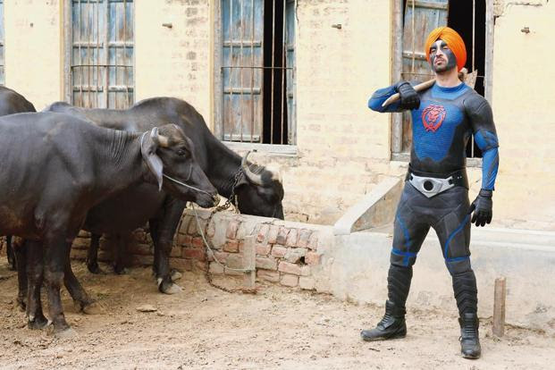 With a budget of Rs10 crore, 'Super Singh' is the cheapest Indian superhero movie and the most expensive Punjabi movie to have been made.