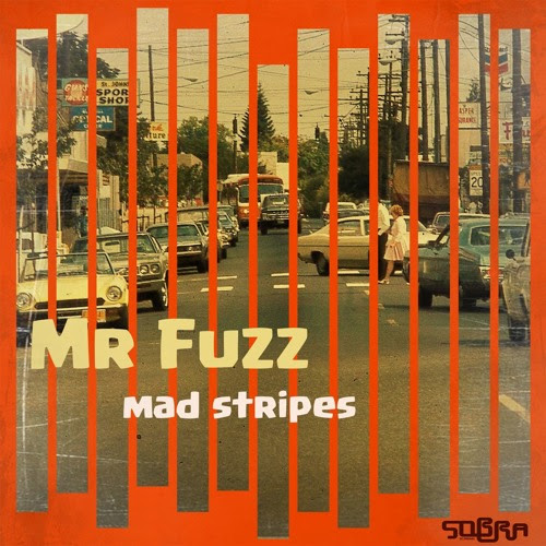 Mr. Fuzz - Mad Stripes [Album] by Sobra Recordings