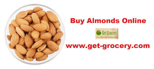 THE BEST PLACE TO BUY ALMONDS ONLINE – GET GROCERY ONLINE