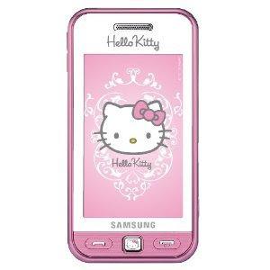 Hello Kitty mobile phone