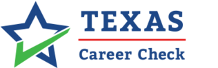 Texas Career Check Logo