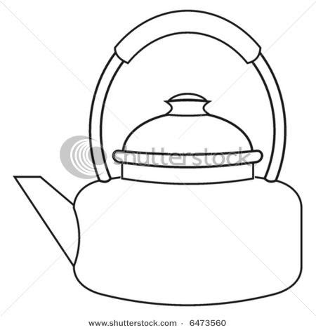 Teacup Clipart Black And White Clipart Panda Free Clipart Images