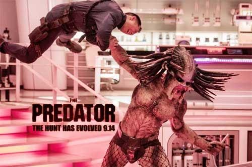 The Predator Movie 2018 - Not Your Daddy's Predator #Action #SciFI  The Predator movie 2018 brings back...