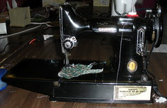 My loaner featherweight