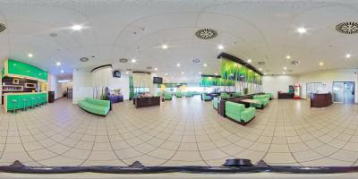 SofiaAirport | Virtual tour generated by Pano.bg