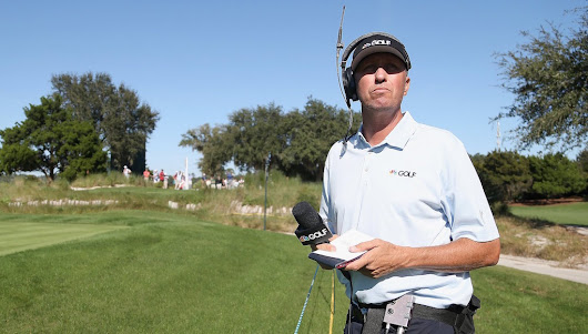 "Jim ""Bones"" Mackay joins NBC/Golf Channel as on-course reporter"