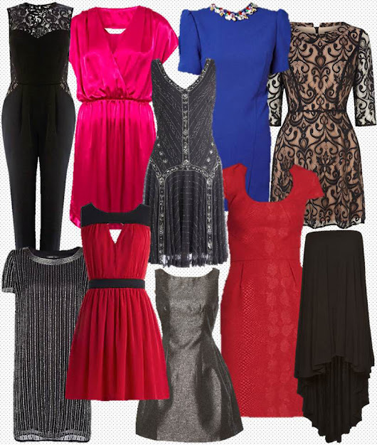 Mom's Personal Shopper: Holiday Dresses (Under $200)