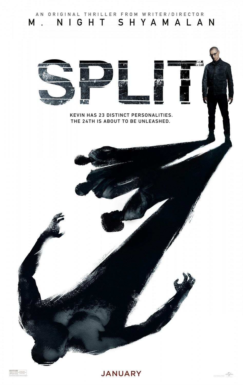 Resultado de imagem para Split 2016 posters