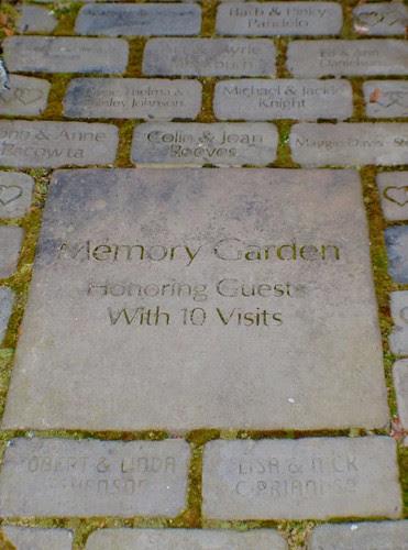 Memory Garden Stones