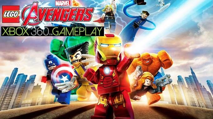 Lego Marvel Games Free
