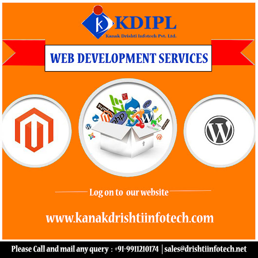 Web Development Services At Affordable Price