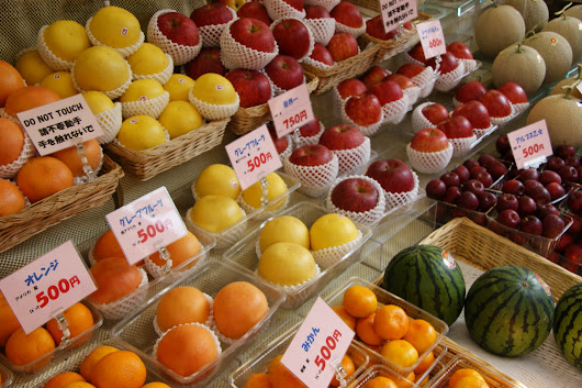 9 Unbelivably Expensive Fruits You Can Find in Japan