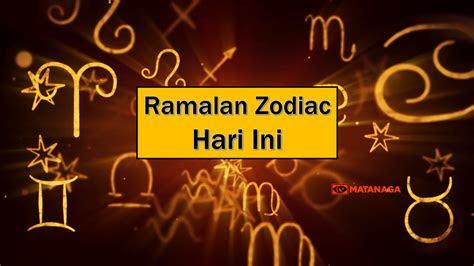 ramalan zodiak hari  matanaga