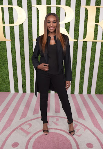 LOS ANGELES, CA - JUNE 24:  TV personality Cynthia Bailey attends the 2015 BET Awards Debra Lee Pre-Dinner at Sunset Tower Hotel on June 24, 2015 in Los Angeles, California.  (Photo by Jason Kempin/BET/Getty Images for BET)