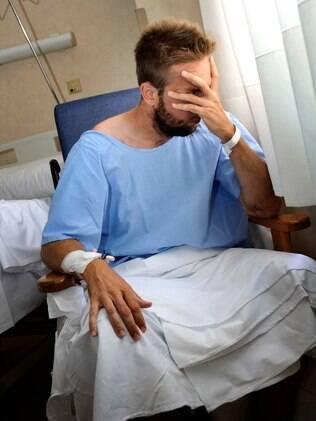 As vítimas da febre chikungunya relatam fortes dores nas articulações