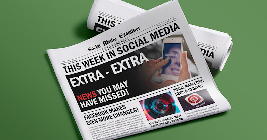 Instagram Direct Streamlined: This Week in Social Media : Social Media Examiner
