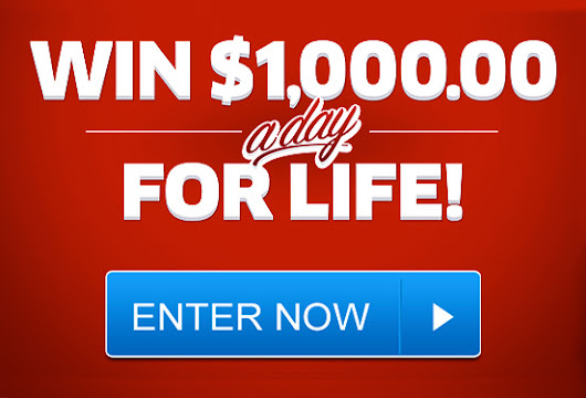PCH Win $1,000 a Day for Life Sweepstakes