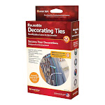 Simple Living Smart Light Decorating Ties PVC 20 count - Pack of 1