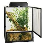 Zoo Med-Aquatrol ZM09112 Reptibreeze Screen Terrarium Large 7.75 lbs.
