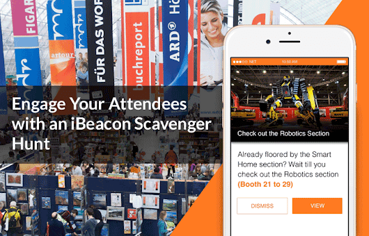 Creating an iBeacon Scavenger Hunt at your Event Using Beaconstac