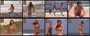Melhor na Tv 2015/887 - Inês Aleluia super sexy em biquini nos Morangos com açucar