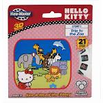 Basic Fun Viewmaster Hello Kitty 3 Reel Set