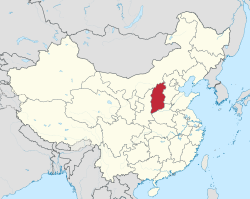 Shanxi in China (+all claims hatched).svg