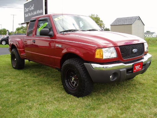 Used 2003 Ford Ranger for Sale in Sandusky OH 44870 Deiderick Motors