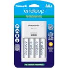 Panasonic eneloop K-KJ17MCA4BA 7 hr battery charger (for 4xAA/AAA) - AA - NiMH
