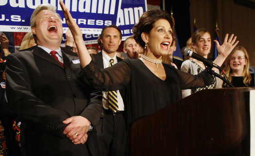 Michele Bachmann - Wikiality, the Truthiness Encyclopedia
