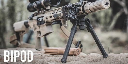 Magpul® Bipod, A New Option in Stable Shooting