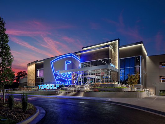 Coming to Greenville: Topgolf