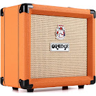 Orange Amplifiers Crush12 Guitar Combo Amplifier, Orange, 12W