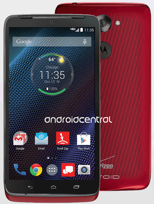 New images, specs seemingly confirmed for Droid Turbo