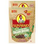 Sun-Maid Organic California Sun-Dried Raisins 2 lbs, 2-Count
