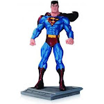 DC The Man of Steel Superman Statue [Ed Mcguinnes]