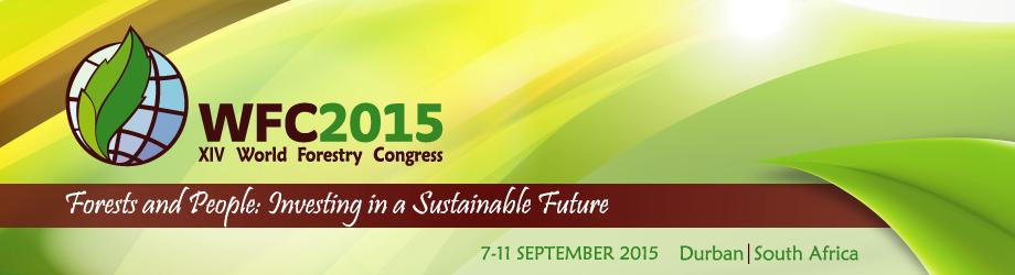 XIV World Forest Congress 2015