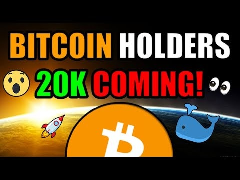 Bitcoin Will Be Over $20,000 Before You Know It. Do You Have Enough?