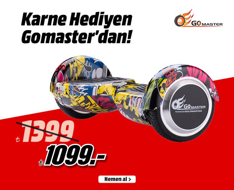 Karne Hediyen Gomaster'dan! 1099TL