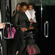 Mel B Has Dinner With Her Girls | Celeb Baby Laundry