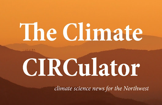 The Climate CIRCulator – October 2015