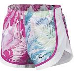 Nike Women's Laser Fuchsia Tropical Tempo Shorts