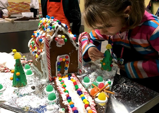 The Science Of Gingerbread At Discovery Cube LA And How You Can Enter Your Gingerbread House In Their Annual Competition!