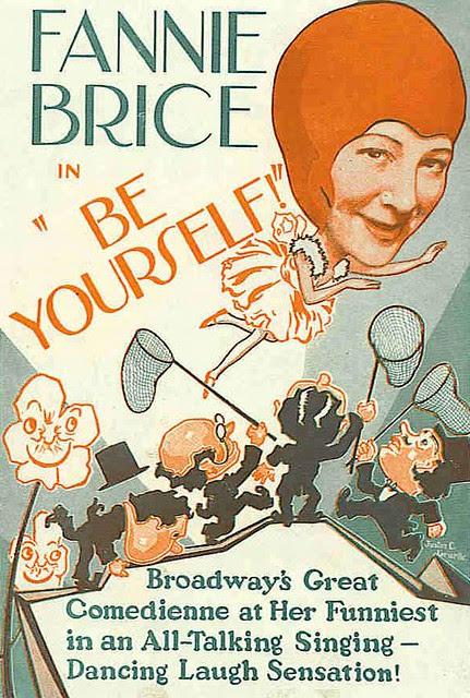 Be Yourself!, 1930