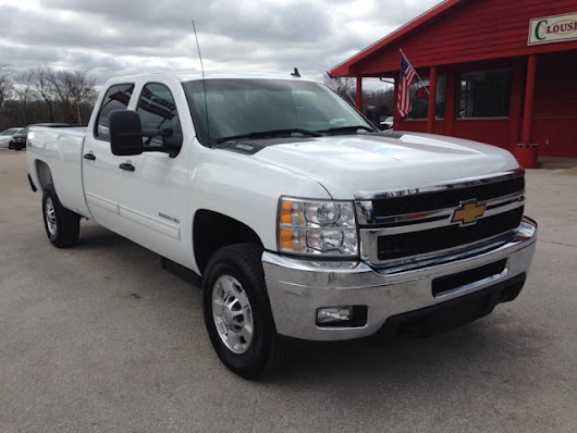 Used 2012 Chevrolet Silverado 2500HD for Sale in Springfield MO 65802 Clouse Motor Company