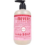 Mrs. Meyer's Clean Day Liquid Hand Soap, Peppermint - 12.5 fl oz bottle